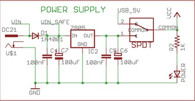 regulator5v